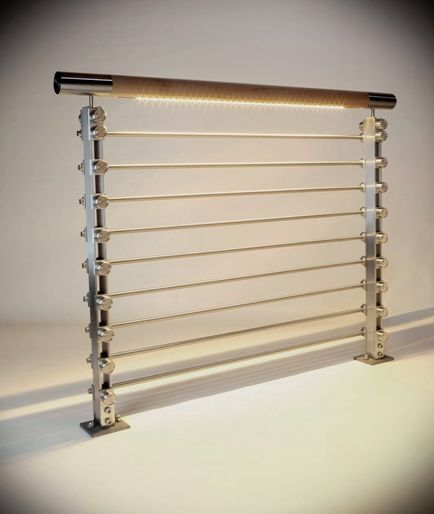 Stainless Railings